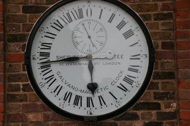 Calvano Magnetic Clock