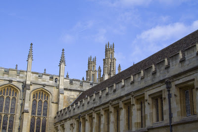 Oxford – All Souls College