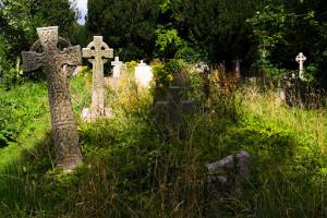 Cambridge - St. Giles Cemetery