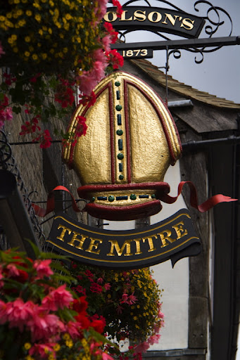 Cambridge  The Mitre