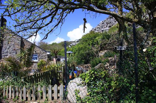 Cornwall Lamorna