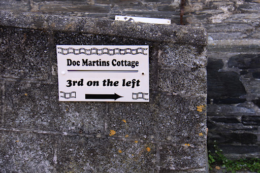 Cornwall Port Isaac Doc Martin Cottage