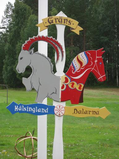 Schweden Mittelschweden Dalarna