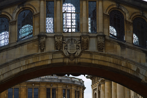 Oxford Bridge of Sigh