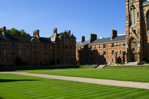 Oxford Keble College