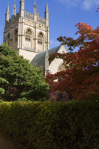 Oxford Merton College