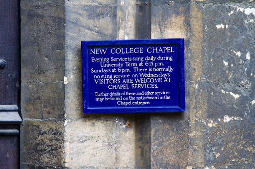 Oxford New College
