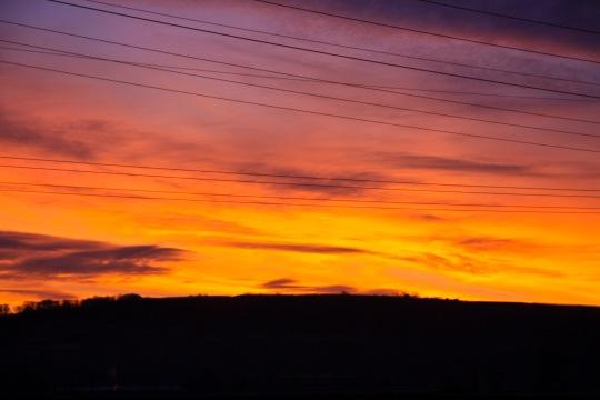 Sunrise Sonnenaufgang