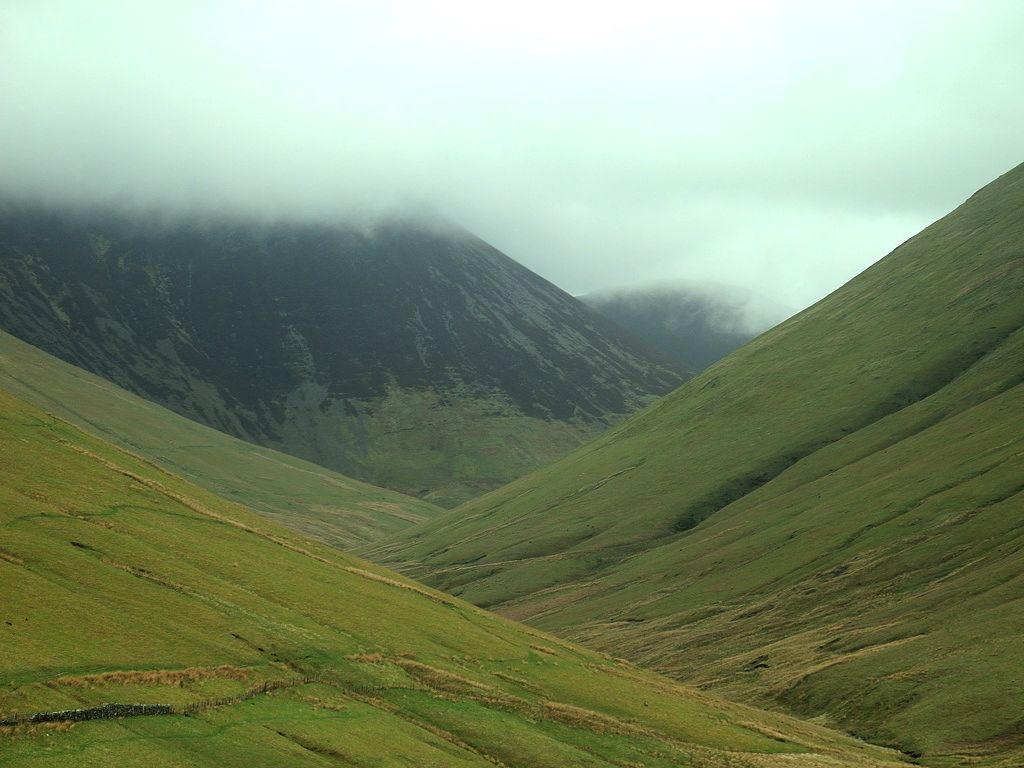Lake District – Dales, Drumlins, Moraines and Passes