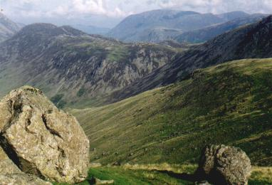 Lake District Erratic Boulder