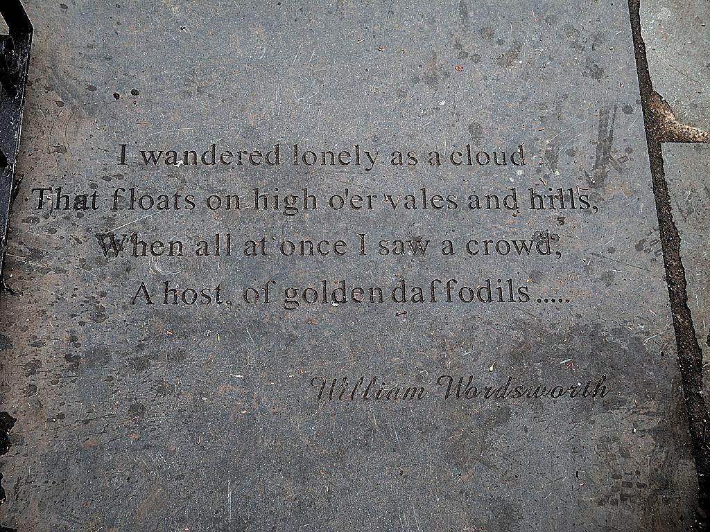 Lake District - William Wordsworth