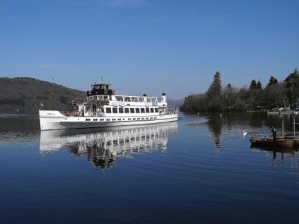 Lake District Lake Windermere