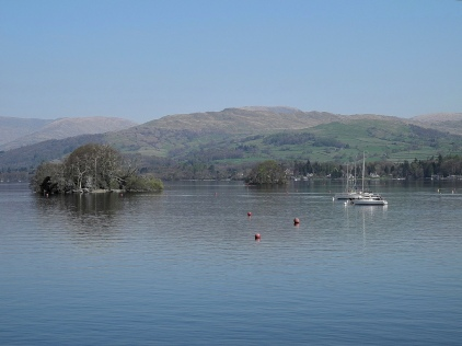 Lake District Lake Windermere