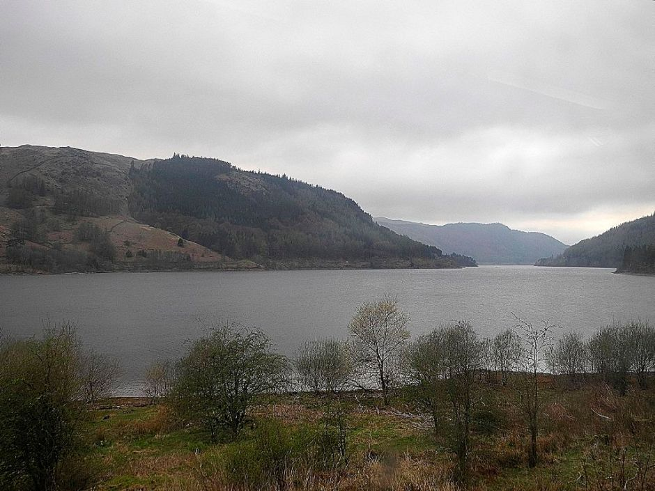 Lake District Lake Ryda