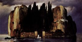 Arnold_Böcklin_Die Toteninsel