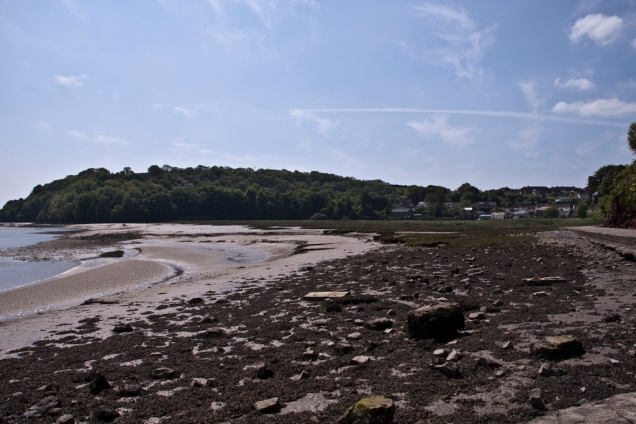 Laugharne Wales
