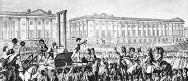 Guillotine French Revolution
