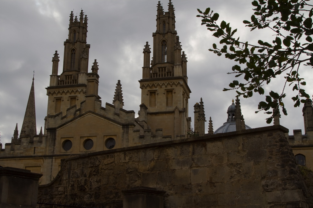 """Oxford All Souls College"""