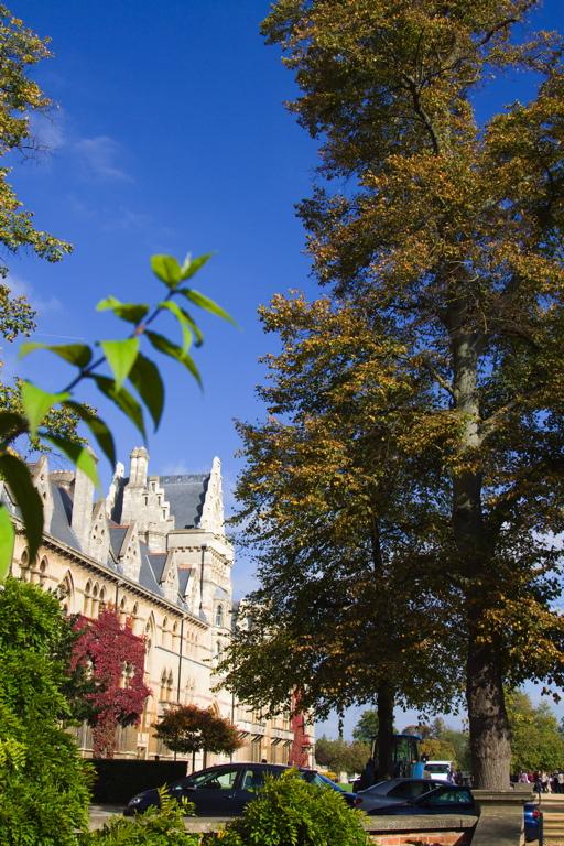 Oxford Christ Church College