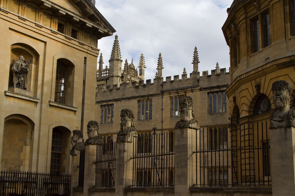 Oxford Clarendon Building
