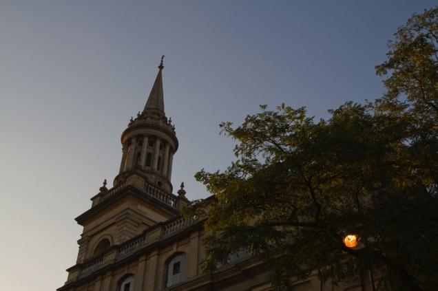 """""""Oxford All Saints Church"""""""