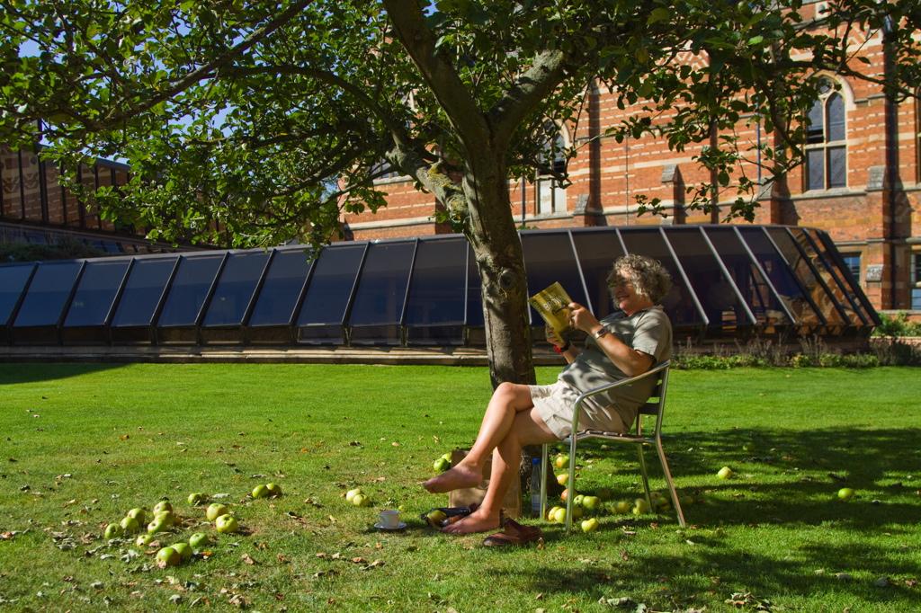 Oxford Keble College