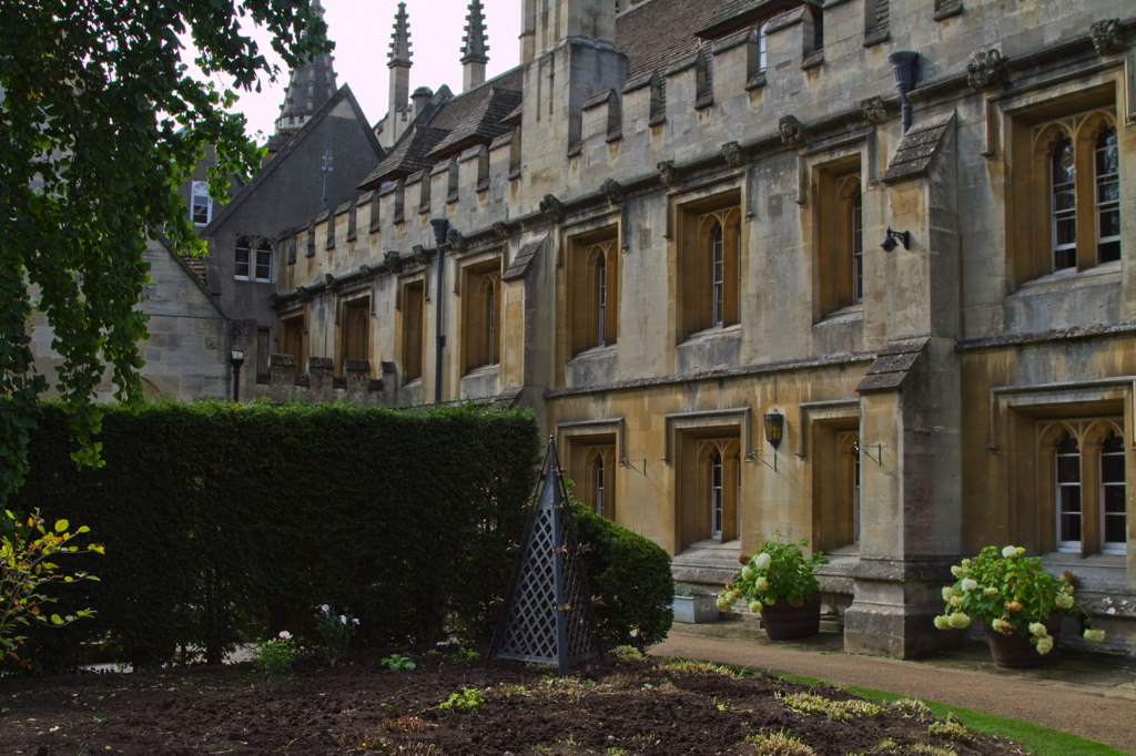 Oxford Magdalen College