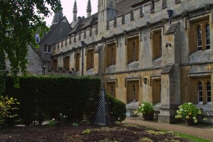 """Oxford Magdalen College"""