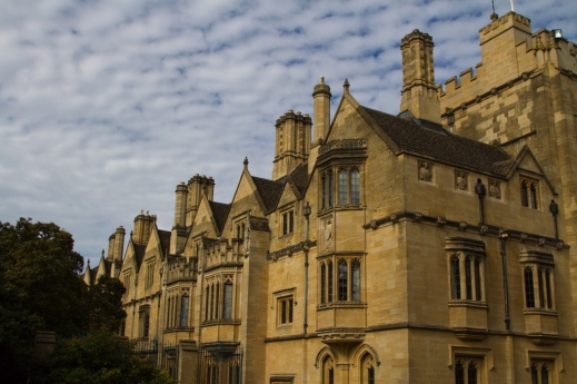 """Oxford Magdalen College"""