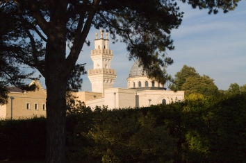 """Oxford Mosque"""