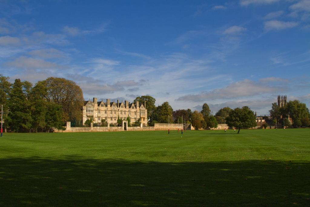 Oxford Merton College