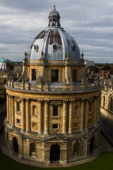 """Oxford Radcliffe Camera"""