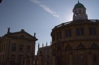 """Oxford Sheldonian Theatre"""