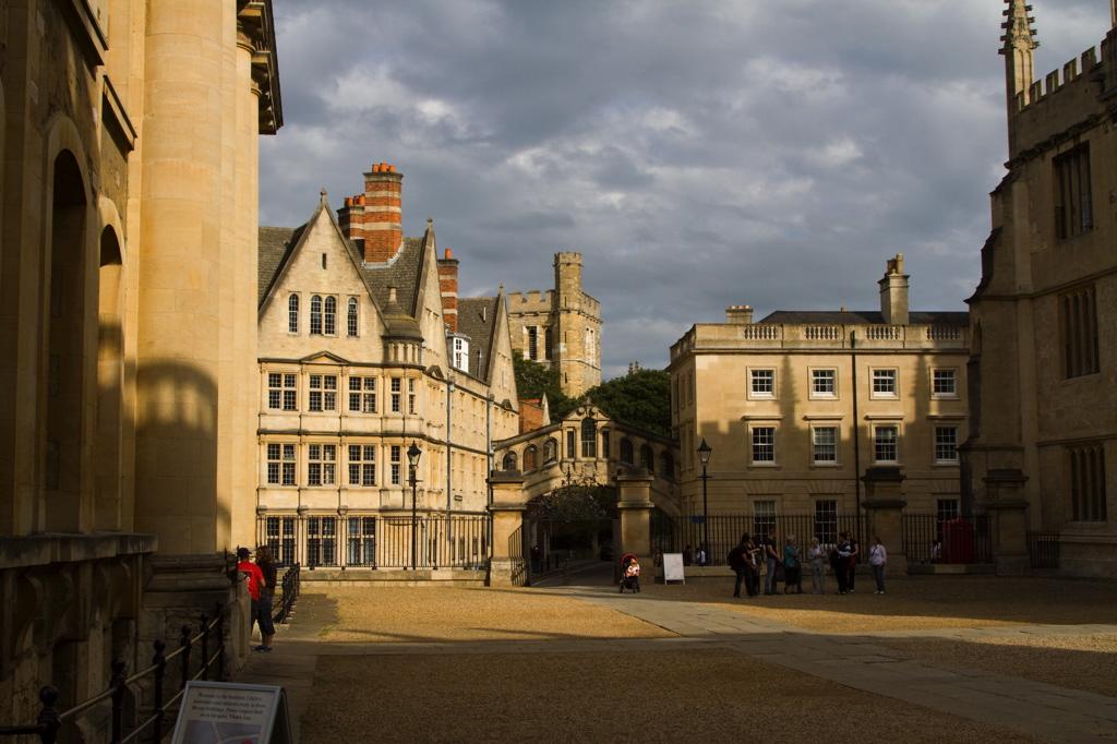 Oxford Square