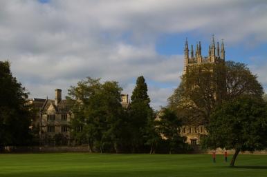 """Oxford Merton College"""