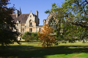 """Oxford Trinity College"""