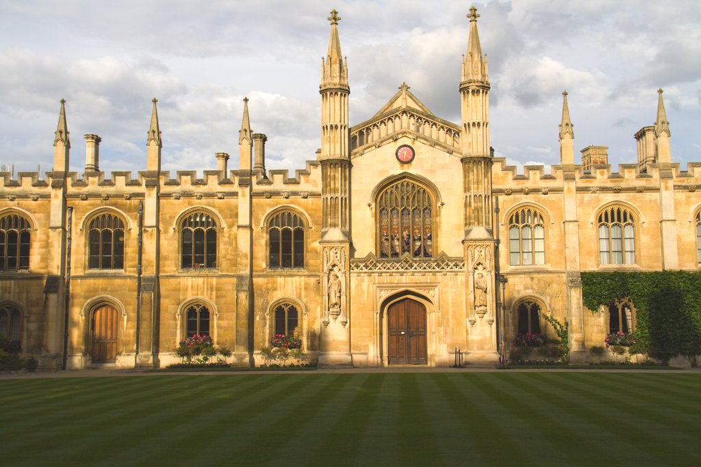 Cambridge – Softly I am leaving