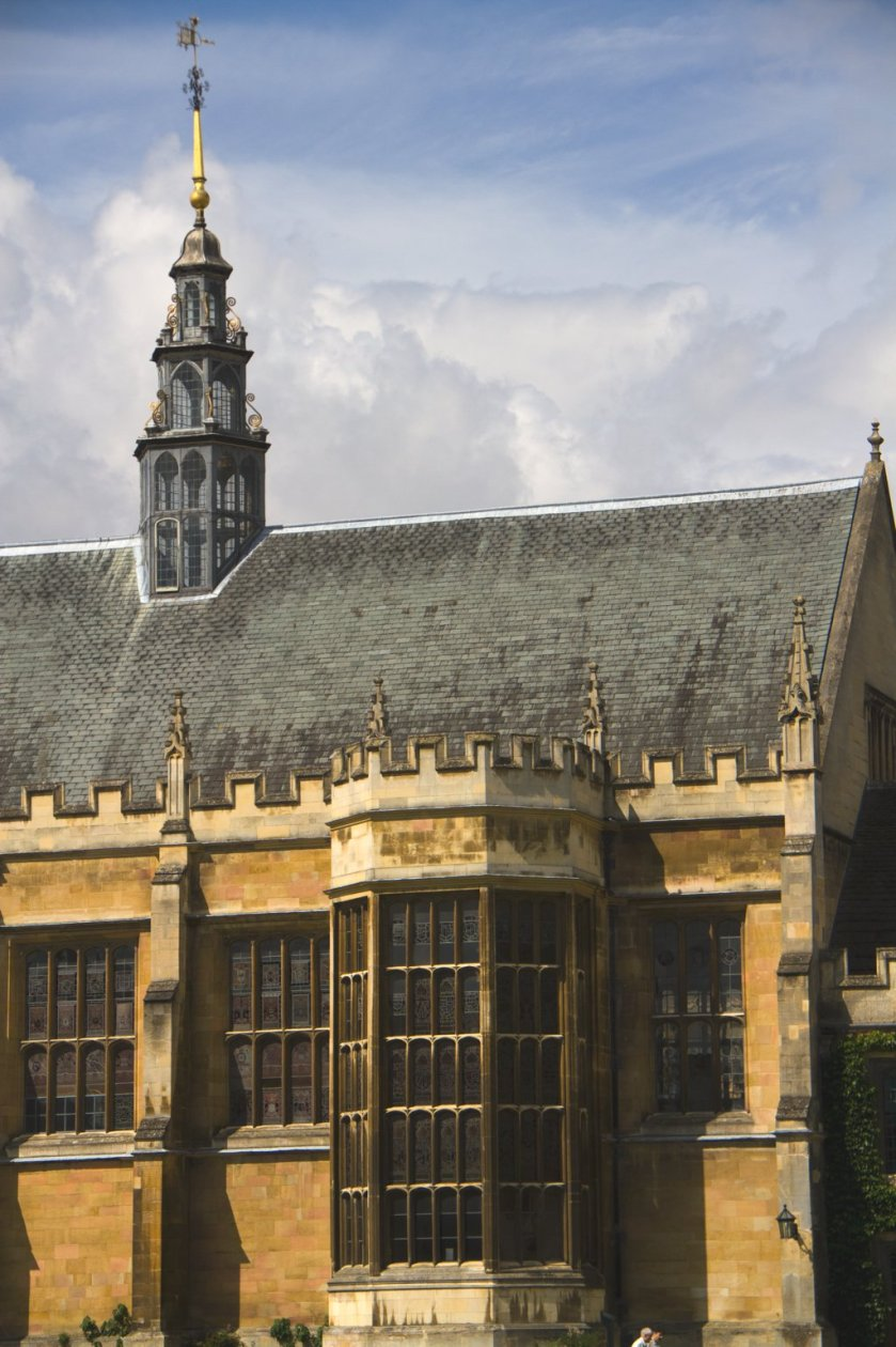 Cambridge Clare College