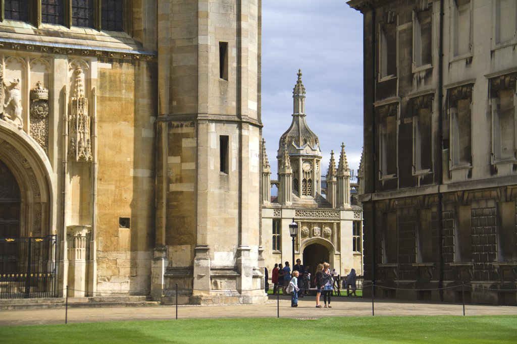 Cambridge Clare College and King College