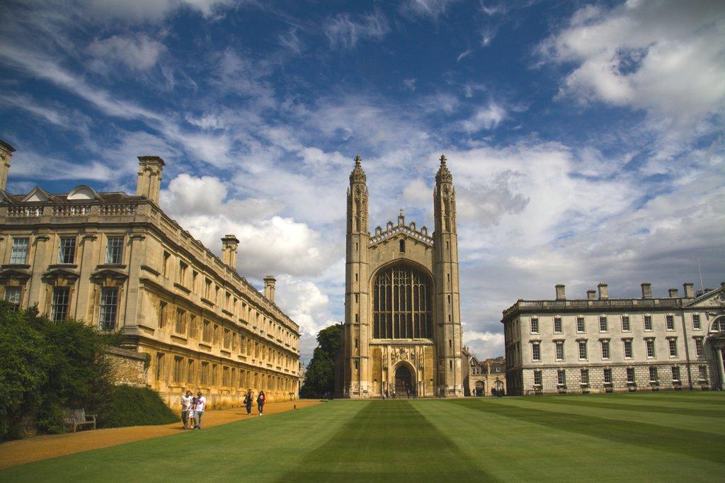 Cambridge Kings College Chapel