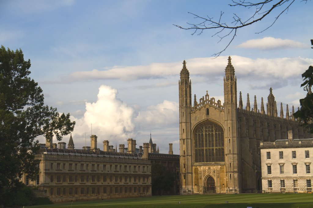 Cambridge Kings College Chapel