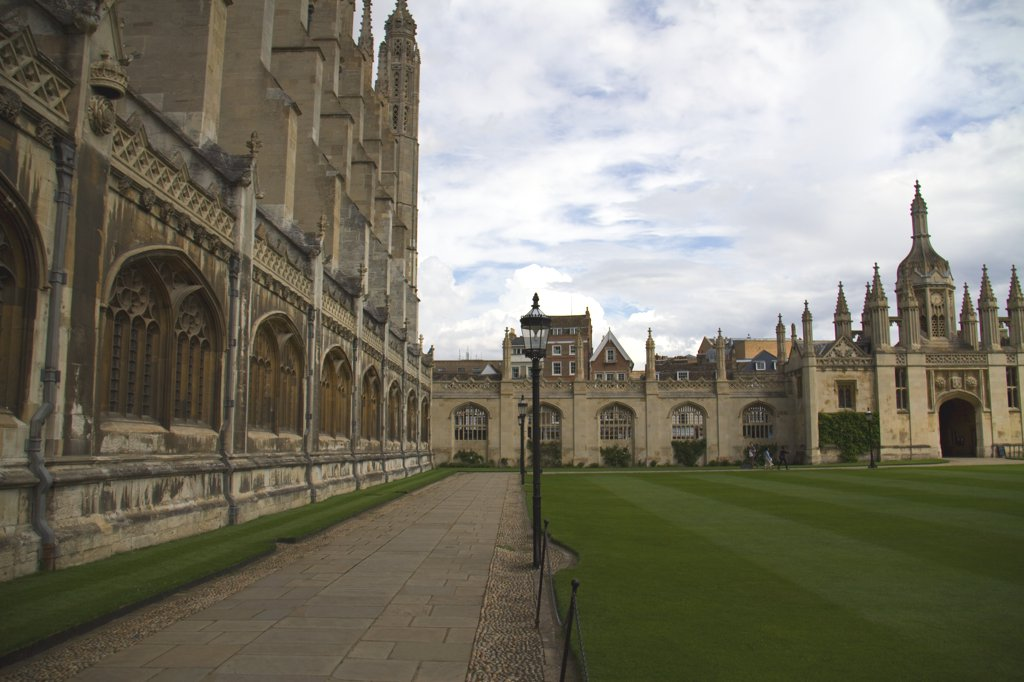 Cambridge Kings College Court