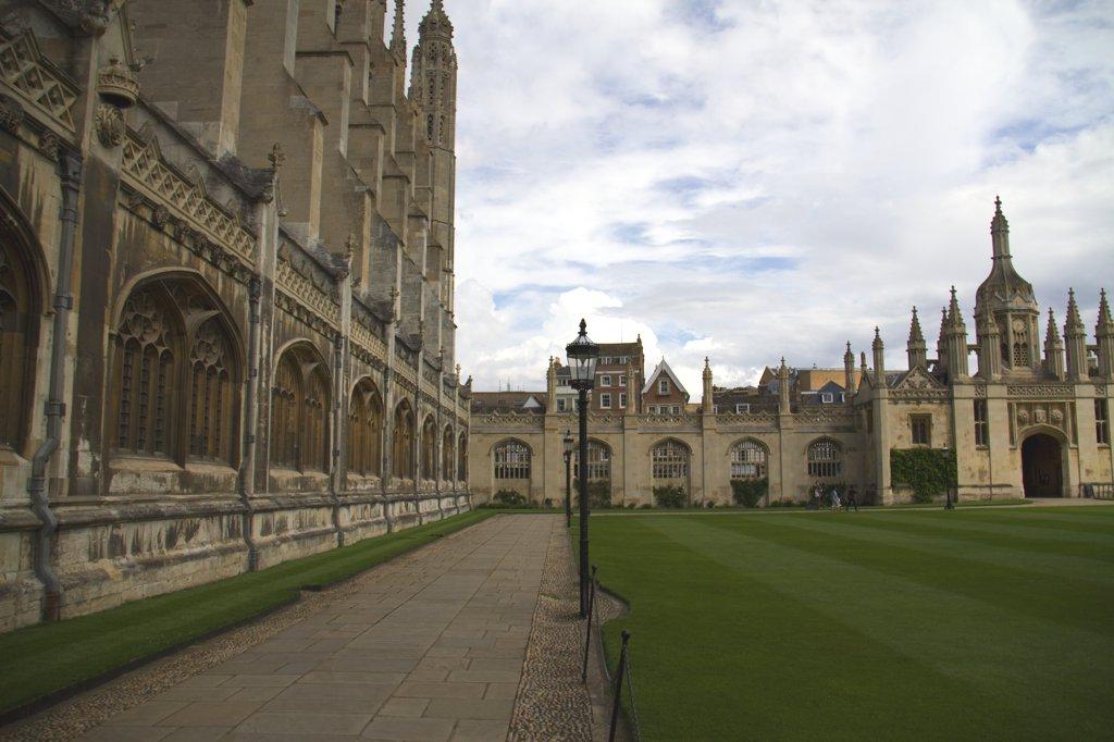Cambridge Kings College Court