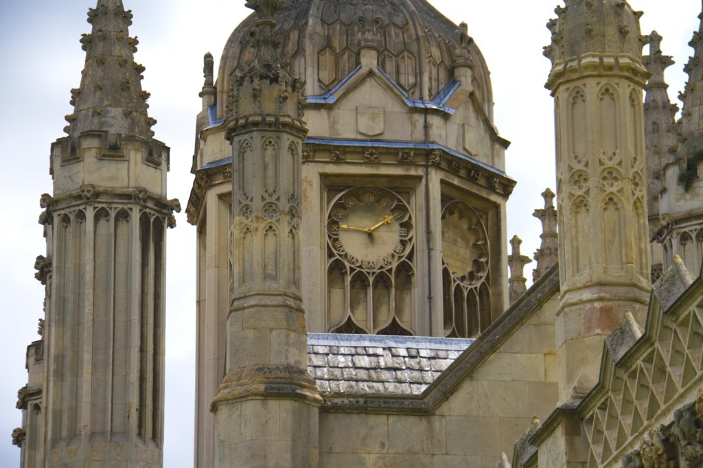 Cambridge Kings College Turm