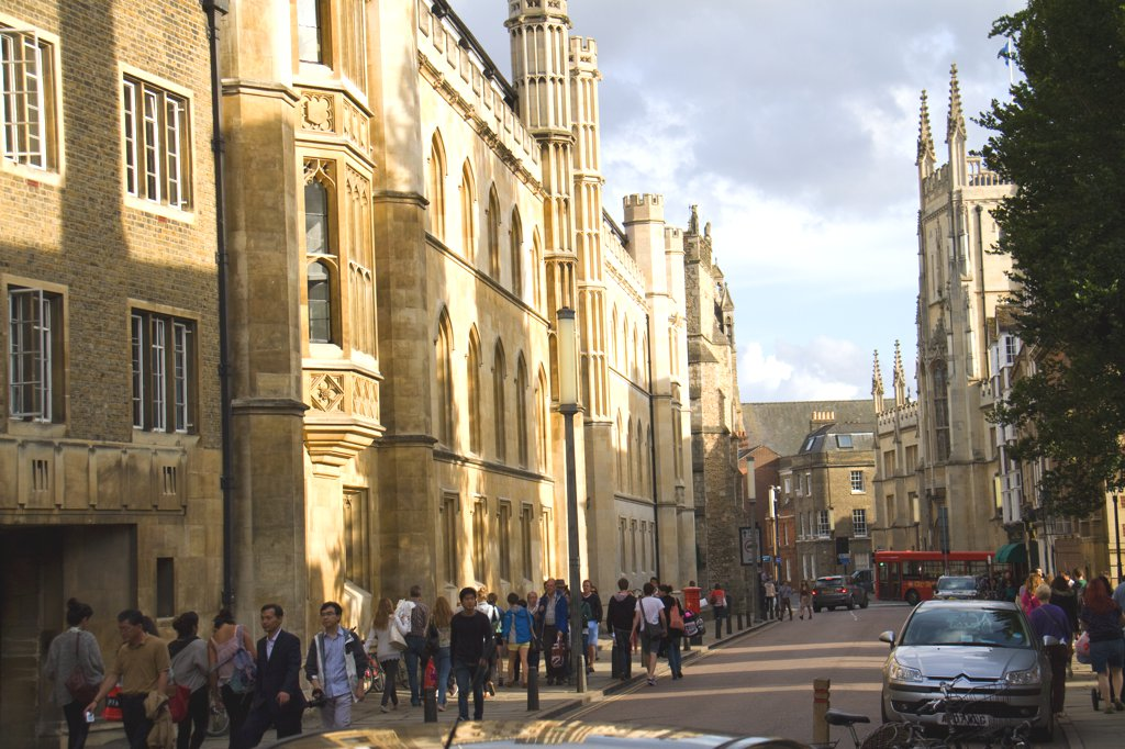 Cambridge Kings Parade