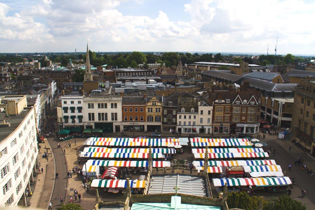 Cambridge Market Hill