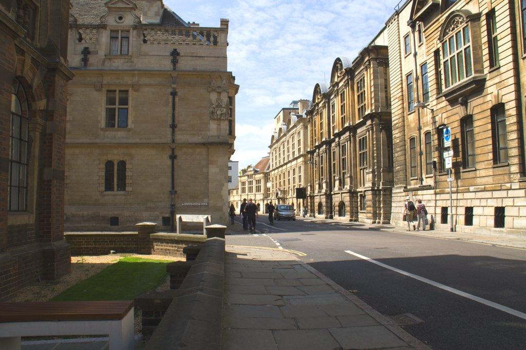 Cambridge Pembroke Street