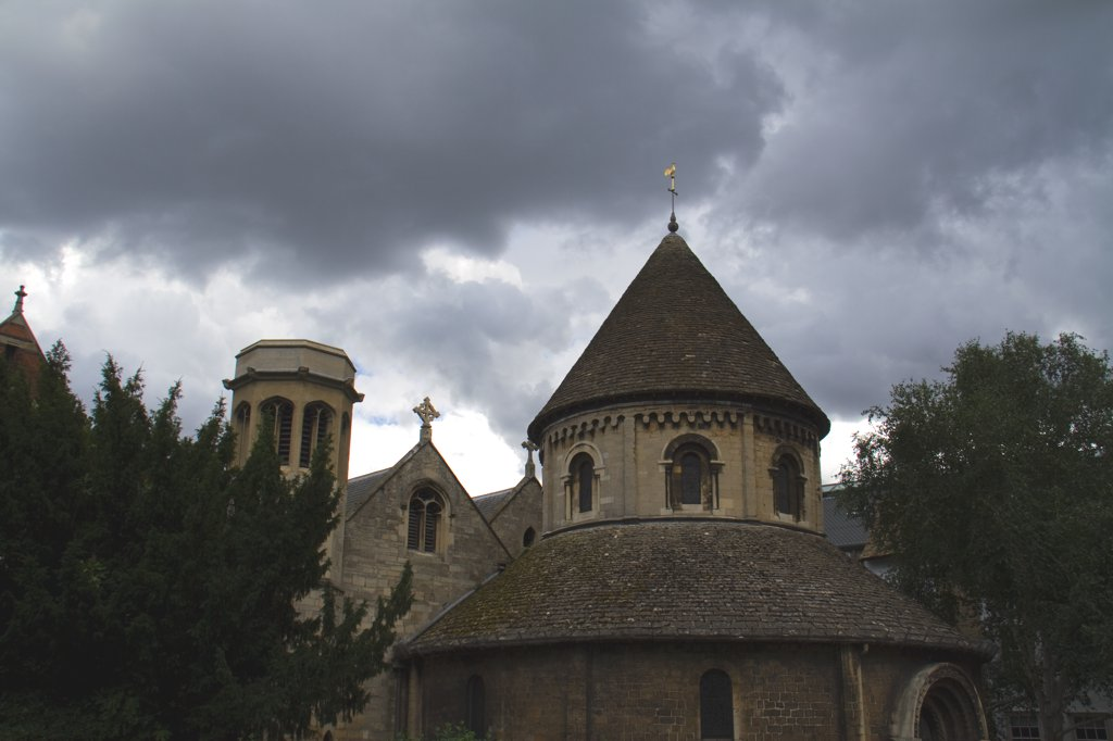 Cambridge Round Church