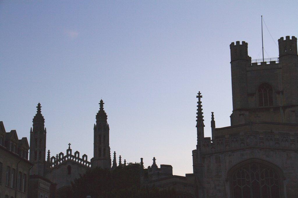Cambridge Spires