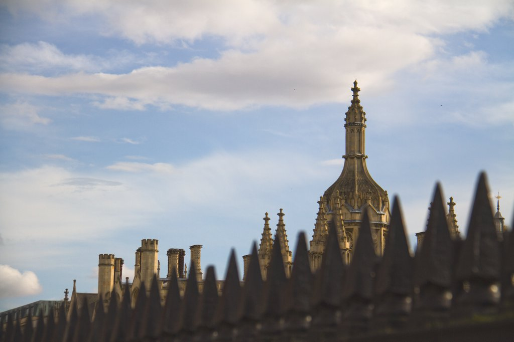 Cambridge Spires